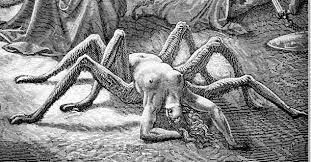 arachne-gustave-dore